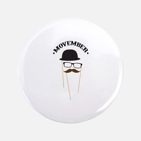 Movember Button