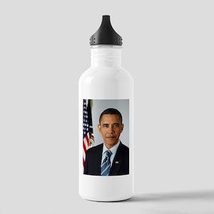 President Barack Obama Stainless Water Bottle 1.0L