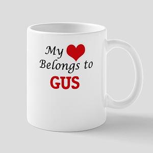 My heart belongs to Gus Mugs