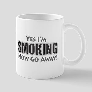 Yes I'm Smoking Mugs