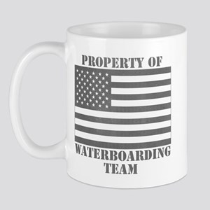 Property of U.S. Waterboarding Team Mug