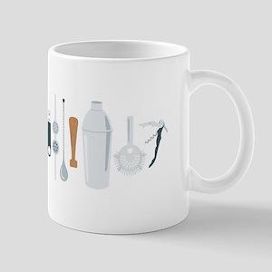 Bartender Mixing Tools Mugs