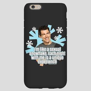 New Girl Schmidt Snowflake iPhone 6/6s Slim Case