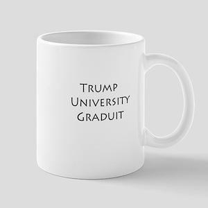 Trump University Graduit Mugs