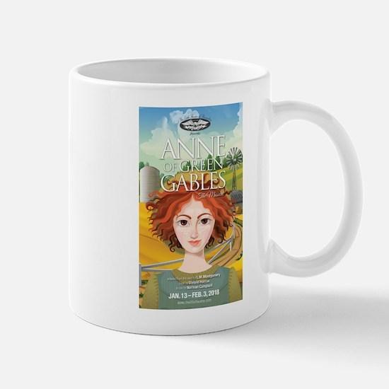 Anne Poster Mugs