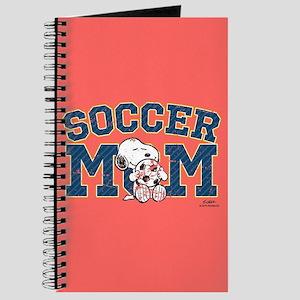 Snoopy Soccer Mom Full Bleed Journal