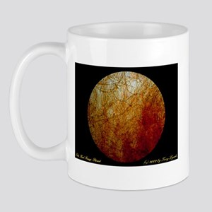 The red fungi planet Mug