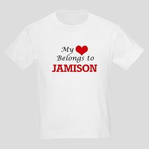 My heart belongs to Jamison T-Shirt