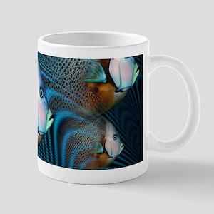 Three Fishes Mugs