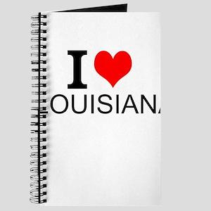 I Love Louisiana Journal