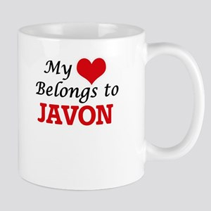 My heart belongs to Javon Mugs