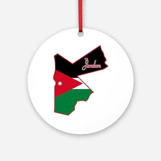 Cool Jordan Ornament (Round)