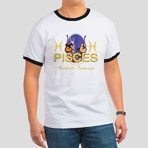Nashville Zodiac - Pisces T-Shirt