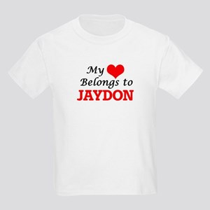 My heart belongs to Jaydon T-Shirt