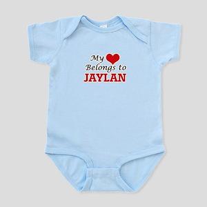 My heart belongs to Jaylan Body Suit