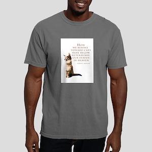 cats-and-heaven-card.jpg T-Shirt