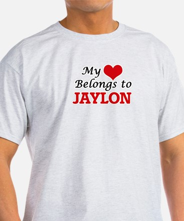 My heart belongs to Jaylon T-Shirt