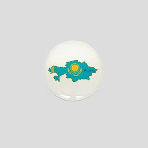 Cool Kazakhstan Mini Button