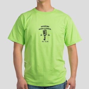 Hawkins Middle AV Club T-Shirt