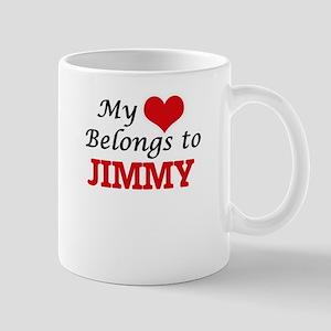 My heart belongs to Jimmy Mugs