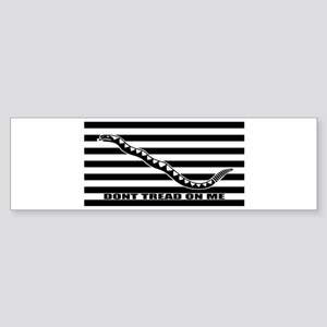 1st Navy Jack Bumper Sticker