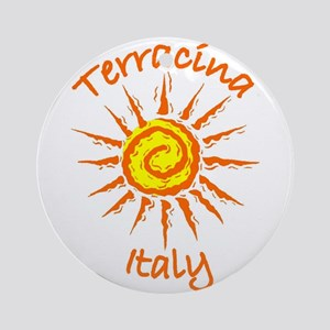 Terracina, Italy Ornament (Round)