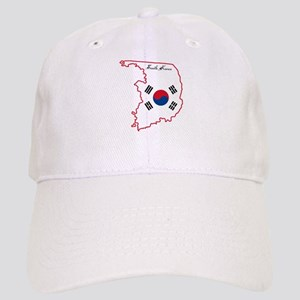 Cool South Korea Cap