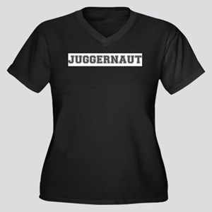 JUGGERNAUT Plus Size T-Shirt