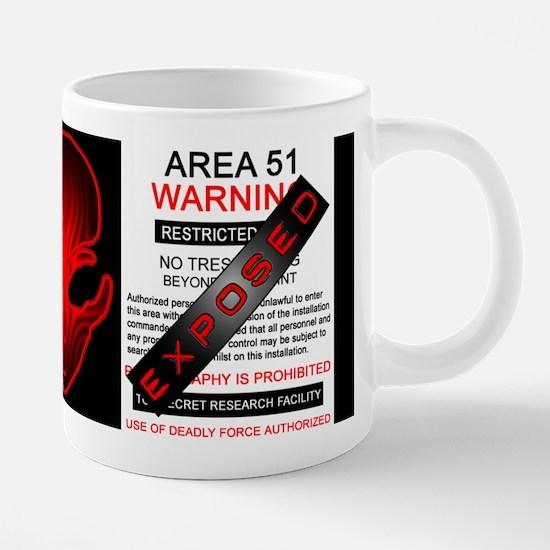 Area 51 Designs Mugs