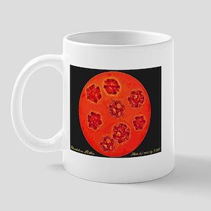Dandelion pollen Mug
