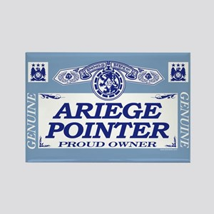 ARIEGE POINTER Rectangle Magnet