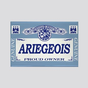 ARIEGEOIS Rectangle Magnet