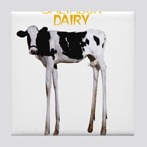 Salvador Dairy Tile Coaster