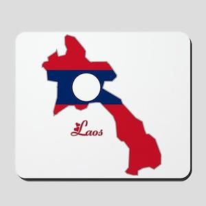 Cool Laos Mousepad