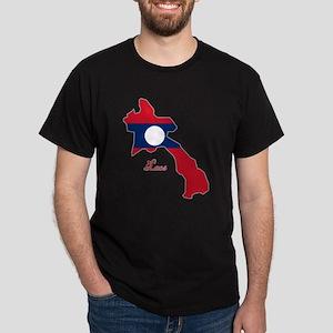 Cool Laos Dark T-Shirt