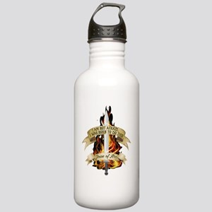 Joan of Arc - Born 201 Stainless Water Bottle 1.0L