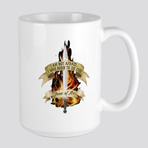 Joan of Arc - Born 2016 Mugs