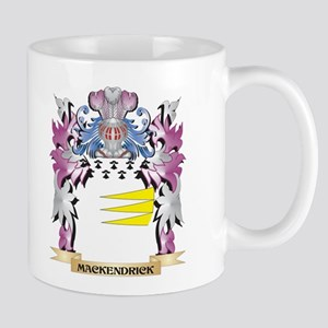 Mackendrick Coat of Arms - Family Crest Mugs