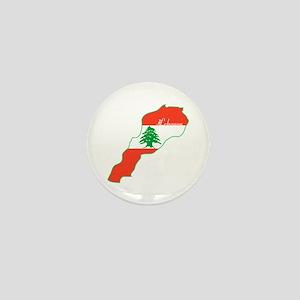 Cool Lebanon Mini Button