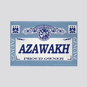 AZAWAKH Rectangle Magnet