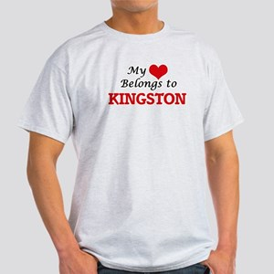 My heart belongs to Kingston T-Shirt