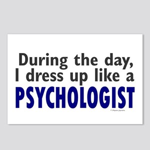 Dress Up Like A Psychologist Postcards (Package of