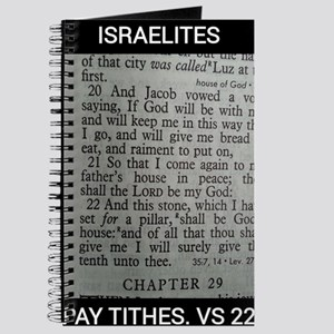 Bible Scripture - Tithes Journal