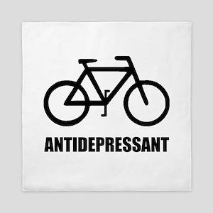 Antidepressant Bike Queen Duvet