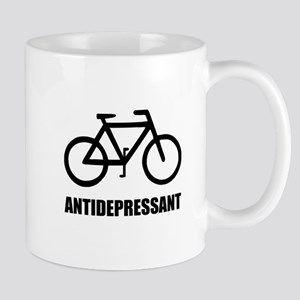 Antidepressant Bike Mugs