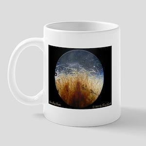 Alien fungi garden Mug