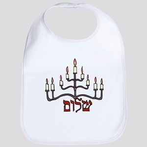 The Menorah Bib