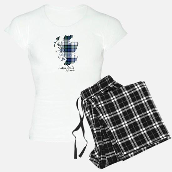 Map-CampbellCawdor dress Pajamas