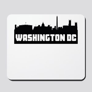 Washington DC Skyline Mousepad