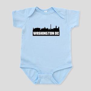 Washington DC Skyline Body Suit